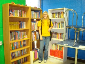 Elementary school aged kids are now able to choose from a wide variety of books for pleasure as well as required school reading.
