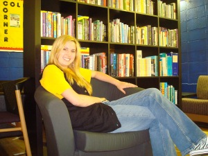 The teen senter now offers a great place to relax with friends, read a book, or get a jump on college applications.