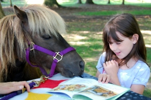 2008-PP Reading to Ponies 011