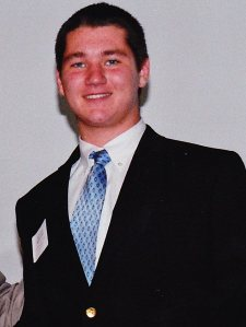 Success Won't Wait volunteer Matt McNeill named an Everyday Young Hero by Youth Service America