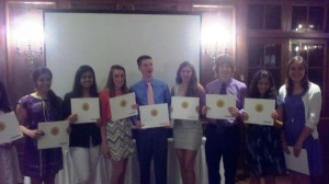 2013, Jefferson Awards, Christine McNeill and group, Delaware