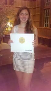 2013 Jefferson Awards, Christine McNeill, Delaware