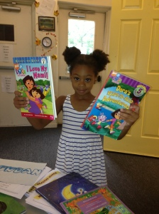Camden NJ HeadStart, Books from Success Won't Wait Delaware 2013 #1
