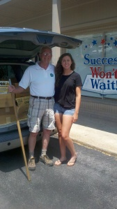 2014 Christine McNeill and Larry Thurrell, Success Won't Wait Delaware