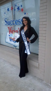 Vincenza Carrieri-Russo, Miss Delaware United States at Success Won't Wait