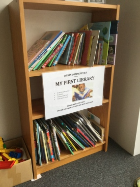 My First Library 2015