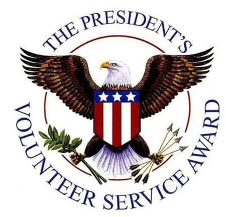 Presidents Volunteer Service Award