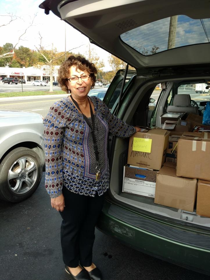 where to donate books Delaware