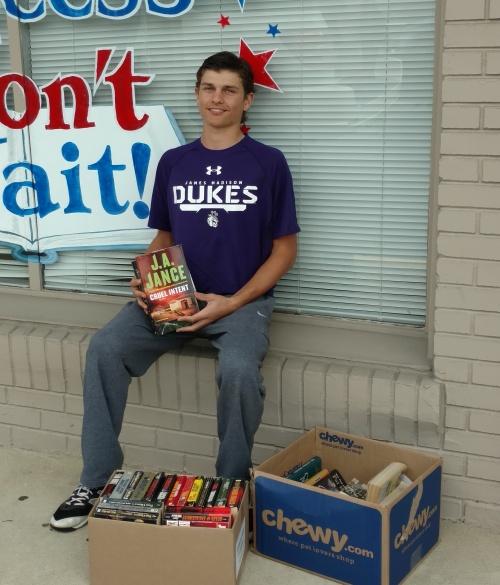 Success Won't Wait literacy organization non profit Delaware