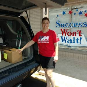 Success Won't Wait, Delaware literacy group