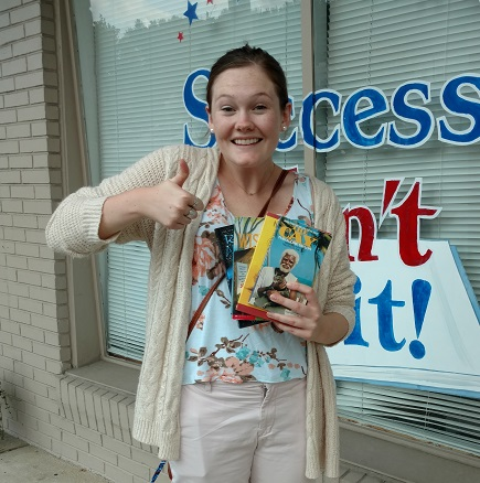 Success Won't Wait Delaware literacy organization
