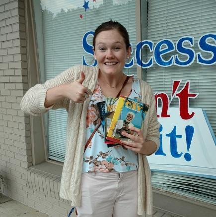 Success Won't Wait Delaware literacy organization