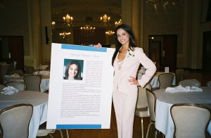 The Jefferson Awards, Delaware's Salute to Service, slated for Monday, April 29, 2019, Vincenza Carrieri-Russo in 2006