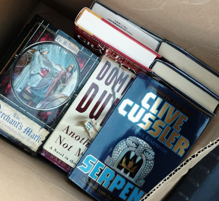 Success Won't Wait provides 170 books to seniors at the Brandywine Senior Center, Claymont Delaware